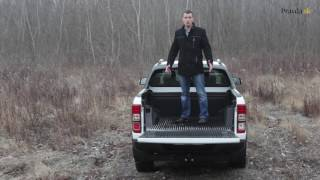 Test: Ford Ranger