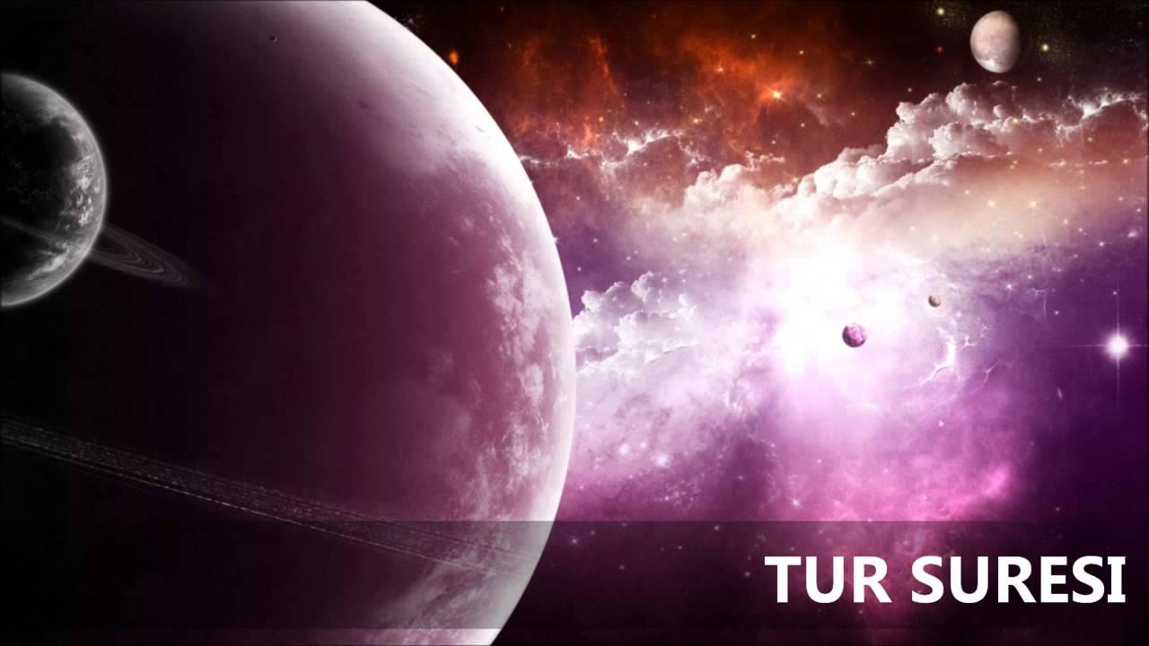 Tur Suresi Türkçe Meali