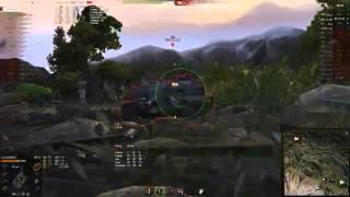 WZ 131  Много медальный Wz 131 Скрытая деревня – Стандартный бой  WOT 0 9 3 Full HD