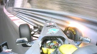 5 Crazy Onboards | Monaco Grand Prix