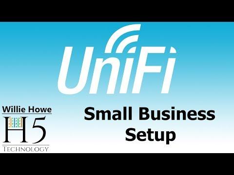 UniFi Small Business Setup