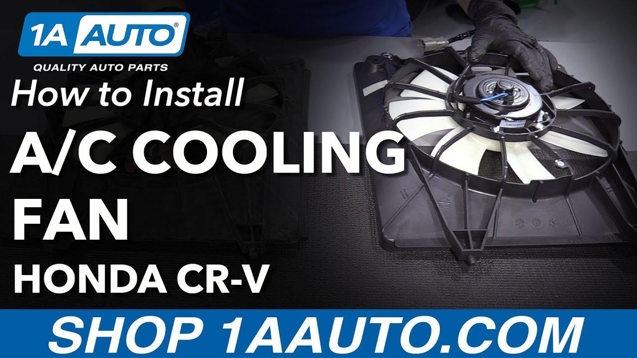 A//C Condenser-Condenser Parallel Flow UAC CN 3599PFC fits 2007 Honda CR-V