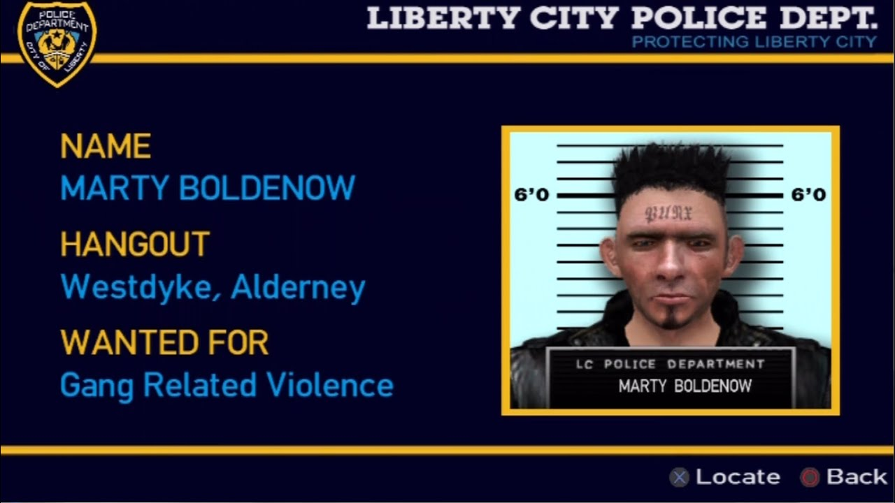 marty boldenow - gta iv most wanted  1080p