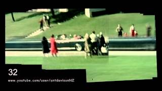 JFK Assassination Marie Muchmore Stabilized Motion Panorama HD - 50th anniversary