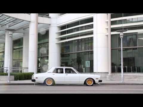 Toyota Cressida X30 HellaFlush