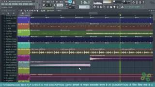 [ FREE FLP ] Mere Rashqe Qamar  Electro Version FLP+Accapella Download [ 5K Request Special ]