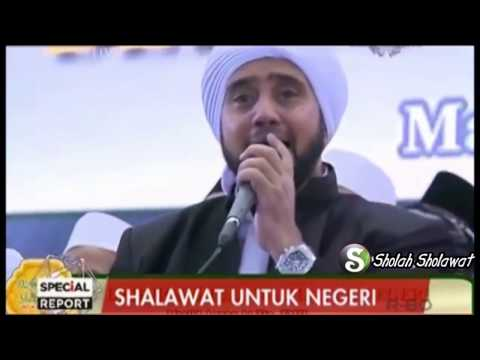 Full Sholawat Untuk Negeri - Habib Syech di Masjid At-Tin