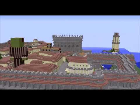 Minecraft Republic Server Trailer