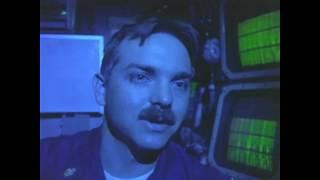 Watch A Submarine Hide Using Radar & Sonar
