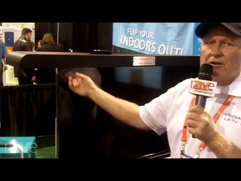 CEDIA 2013: MedialifTV Shows its Outdoor Weatherproof Enclosure