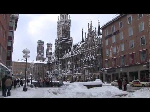 Winter in Munich, Germany HD Travel Channel