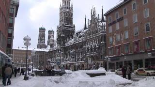 Winter in Munich, Germany HD Travel Channel