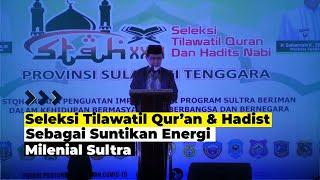 STQH Sebagai Suntikan Energi Bagi Milenial Sultra