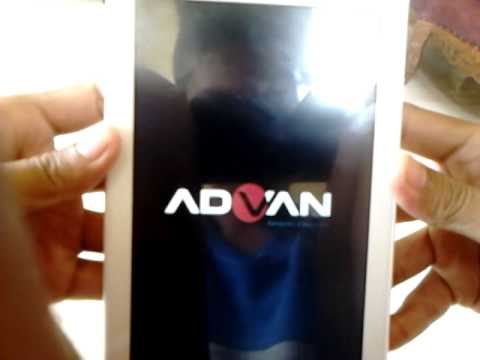 Tutorial cara hard reset tab advan e1c+