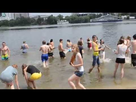 Water Battle in Kyiv 21.06.2015 - 1