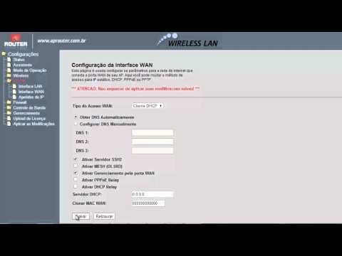 Como configurar um AP Router para utilizar como roteador - TutorialTec