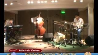 El Sexto Río 833 Part 2 Jazz por Christian Tito Gómez Trío en el MAS