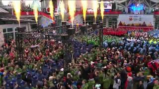 2015 Canada Winter Games - TSN Closing Montage