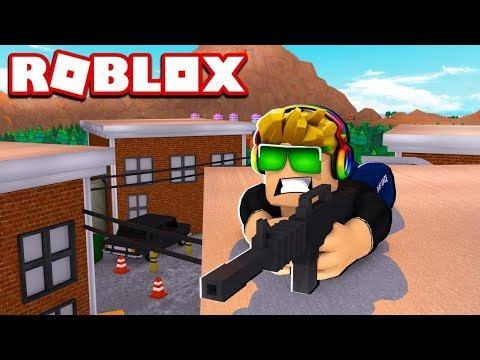 ROBLOX MAD PAINTBALL 2 / VERY CLOSE BATTLE!!!