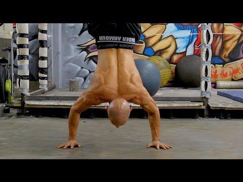The Power of Push Ups - Frank Medrano, Core King, Baristi