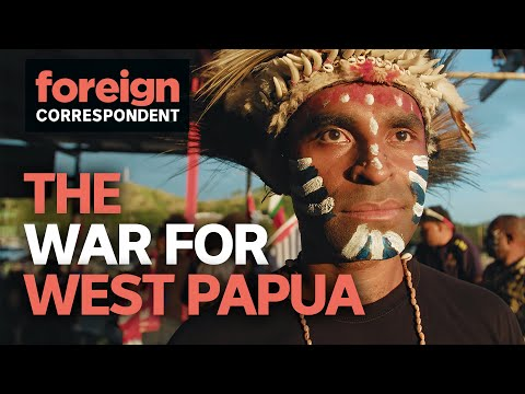 Inside Indonesia's Secret War For West Papua | Foreign Correspondent