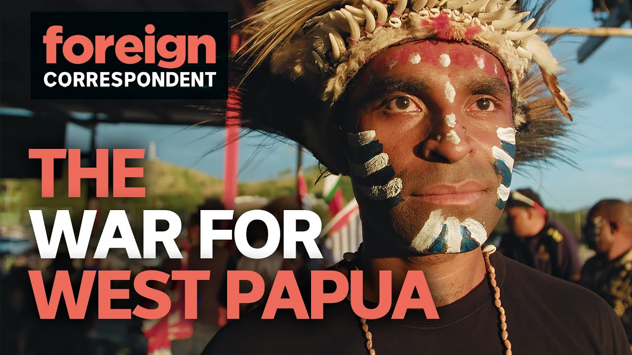 Download Inside Indonesia's Secret War for West Papua | Foreign Correspondent