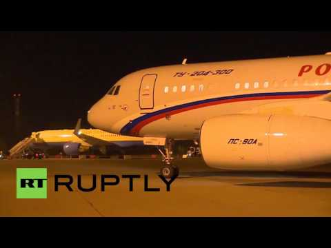 Serbia: Lavrov arrives in Belgrade ahead of OSCE meeting with Kerry