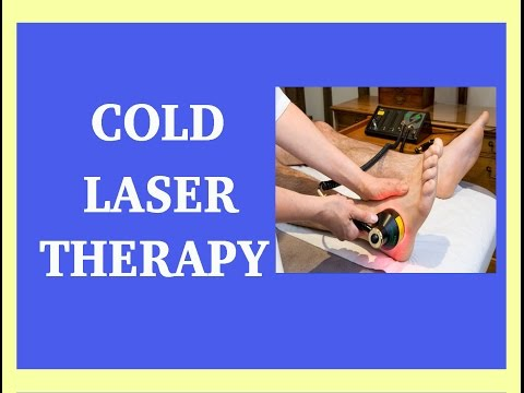 How Does Cold Laser Therapy Works?
