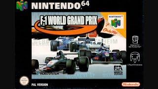 Playthrough [N64] F-1 World Grand Prix
