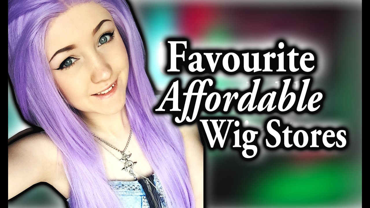 Where to buy cheap affordable wigs top 7 online stores for Best cheap online store