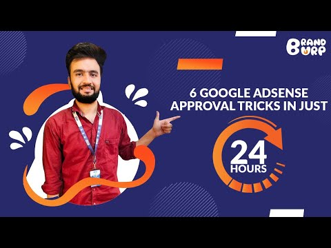Adsense Approval Trick | Earn Money From Adsense and Blogging