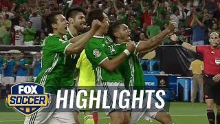 Mexico vs. Venezuela | 2016 Copa America Highlights