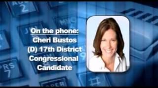 Caterpillar CEO Calls Cheri Bustos