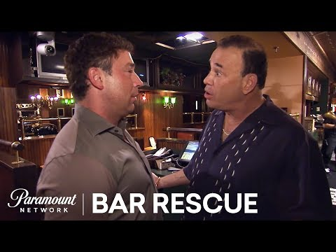 Bar Rescue, The Lost Episode: Bar Owner Creates Customer Confrontation