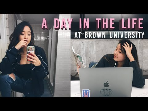A Day In My Life at Brown University