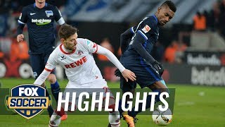 Video Gol Pertandingan Ingolstadt vs FC Koln