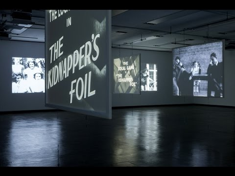 Gareth Long. Kidnappers Foil. 14/11 2014 – 18/1 2015 Kunsthalle Wien Museumsquartier
