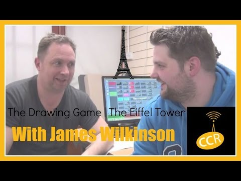 The Drawing Game | The Eiffel Tower