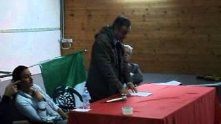 Assemblea PD Versante Prenestino con Sen. Lionello Cosentino e Ass. Michele Civita