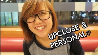 Sarah Up Close & Personal! | Karaoke + Dinner Sister