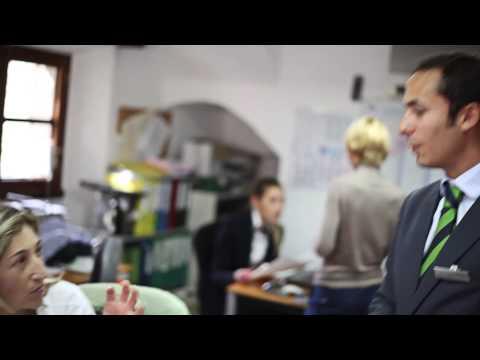 The Hyatt Student Prize 2012 - Juan Calvo representing CSHG