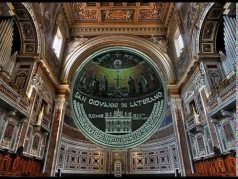 "5 Dollars Silver coin - ""Wonderful Mosaics"" - Archbasilica of Lateran - 2014 Cook Islands"