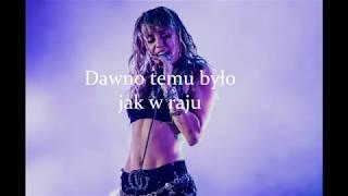 Miley Cyrus - Slide Away (tłumaczenie)