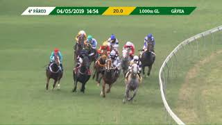 Vidéo de la course PMU PREMIO SARGENTO
