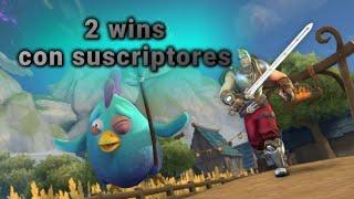 Último directo 2018 - Realm Royale  |nuevo battle royal gratis |a por victorias 2.0| Español ps4