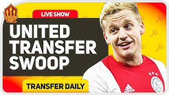 Van De Beek Transfer Close! Man Utd Transfer News