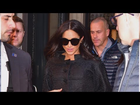 Meghan Markle's NYC Baby Shower: Inside the Regal Occasion!