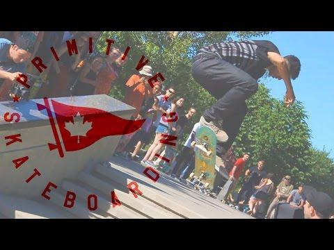 PRIMITIVE Skate Canada Tour - Winnipeg, MB