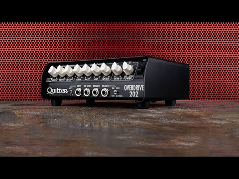 Quilter Labs OverDrive 202 Introduction Video
