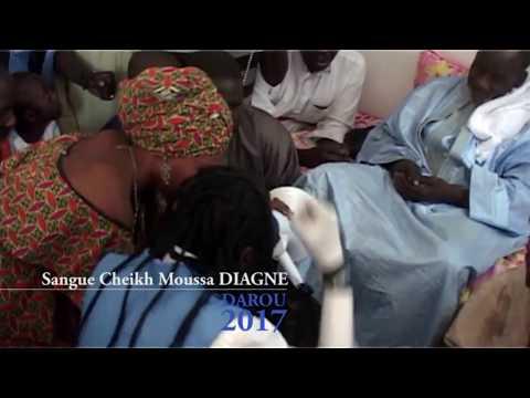 Sangue Cheikh Moussa DIAGNE et le Khalifa de Ndiambé Darou